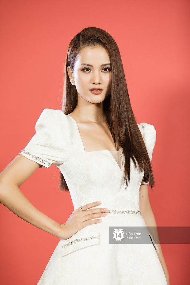 Hương Ly: Nếu đã tự tin mình đủ tố chất trở thành Hoa hậu thì còn tham gia cuộc thi tìm kiếm Hoa hậu để làm gì nữa? - Ảnh 2.