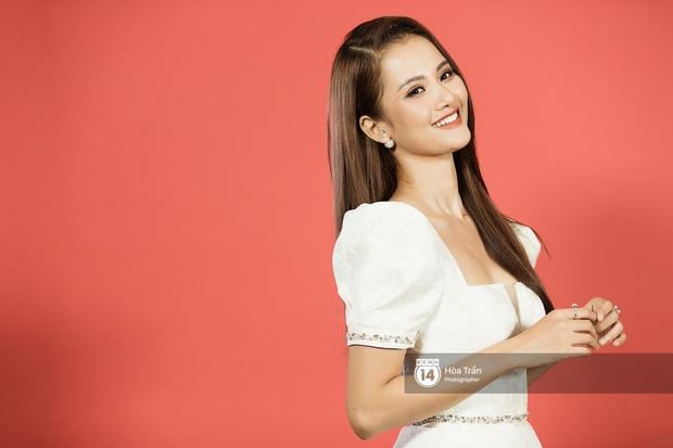 Hương Ly: Nếu đã tự tin mình đủ tố chất trở thành Hoa hậu thì còn tham gia cuộc thi tìm kiếm Hoa hậu để làm gì nữa? - Ảnh 6.