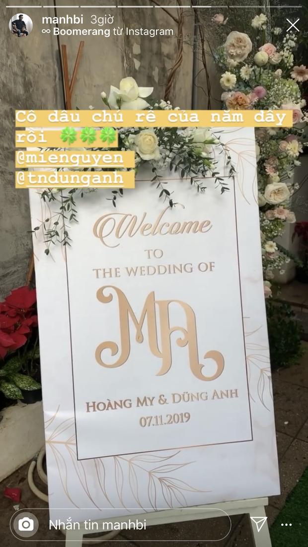 Mie Nguyễn làm đám hỏi với bạn trai, diện áo dài xinh đẹp xuất sắc - Ảnh 5.