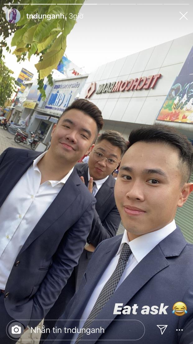 Mie Nguyễn làm đám hỏi với bạn trai, diện áo dài xinh đẹp xuất sắc - Ảnh 3.