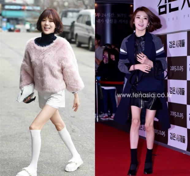 Màn đọ sắc gây tranh cãi: Mỹ nhân đẹp nhất thế giới và bạn gái G-Dragon nổi bần bật, Lizzy bị soi vì chân gầy đáng lo - Ảnh 8.