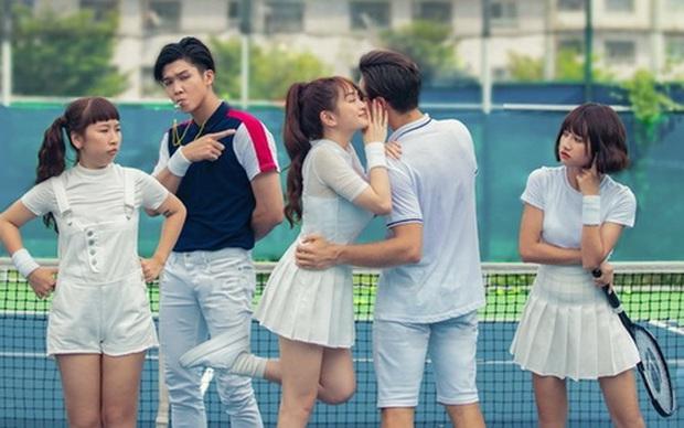Cả thanh xuân Trang Hý dùng sự hề hước để đóng cameo dạo, giờ đã có tuyển tập MV siêu khủng VPOP tại VPOP! - Ảnh 14.