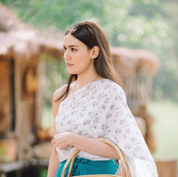 5 mĩ nhân cổ trang đẹp nhất xứ Thái: Bạn gái Sơn Tùng xinh đấy nhưng chưa thần thái bằng nàng thơ Yaya - Ảnh 20.