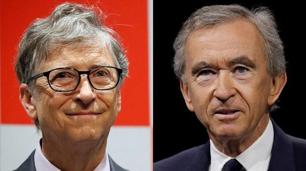 Bill Gates bị vượt mặt, không còn là người giàu thứ hai hành tinh - Ảnh 1.