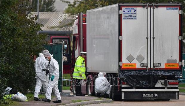 Bộ Công an: 39 thi thể trong xe container ở Anh đều là người Việt Nam - Ảnh 1.