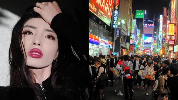 Vui chơi trong lễ hội, streamer Nhật Bản vô tình quay video cảnh bạn mình bị sàm sỡ giữa phố - Ảnh 1.