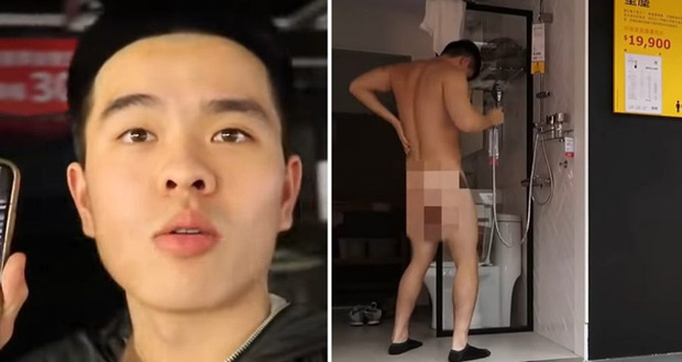 Ở cả đêm trong cửa hàng cởi quần áo quay clip phản cảm kiếm view, chàng Youtuber nhận án phạt xứng đáng - Ảnh 2.