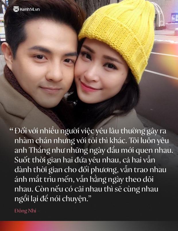 Trước đám cưới, điểm lại những câu nói ngôn tình chứng minh tình yêu ngọt nhất Vbiz của Đông Nhi và Ông Cao Thắng - Ảnh 7.