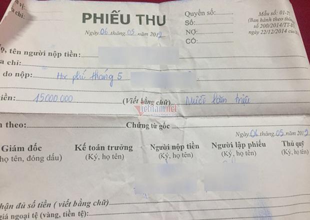 Đóng 15 triệu học kỷ lục gia ở Tâm Việt, 1 tháng sau mẹ nhận lại thi thể con - Ảnh 4.