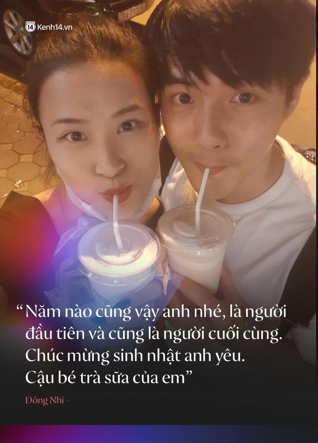 Trước đám cưới, điểm lại những câu nói ngôn tình chứng minh tình yêu ngọt nhất Vbiz của Đông Nhi và Ông Cao Thắng - Ảnh 8.
