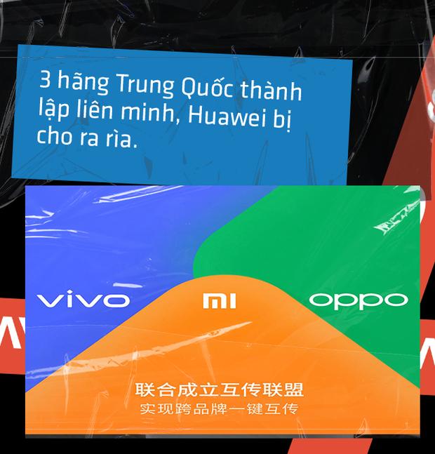 Smartphone Trung Quốc đang chia 2 phe cắn xé nhau một cách gay gắt chưa từng thấy - Ảnh 7.