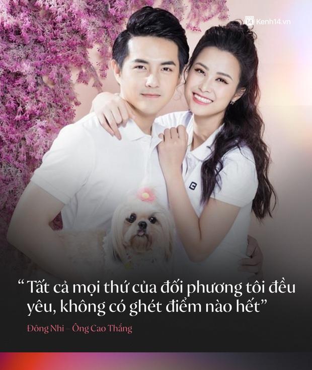 Trước đám cưới, điểm lại những câu nói ngôn tình chứng minh tình yêu ngọt nhất Vbiz của Đông Nhi và Ông Cao Thắng - Ảnh 14.
