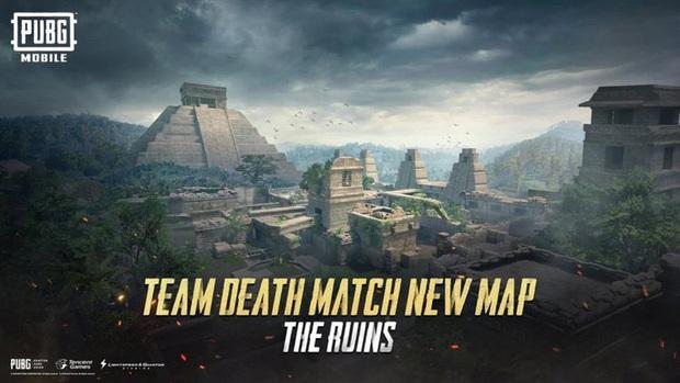 PUBG Mobile: Cùng tìm hiểu về Ruins, bản đồ mới cho chế độ Team Deathmatch - Ảnh 1.