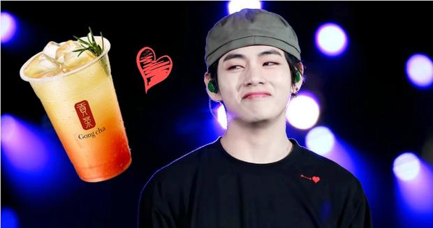 Thánh sold out tái xuất giang hồ: Thức uống yêu thích của V (BTS) cháy hàng chỉ trong một nốt nhạc - Ảnh 2.