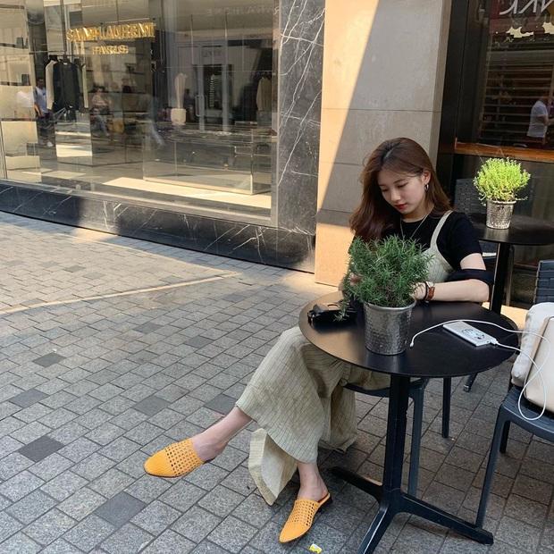 """Học Suzy lên đồ chuẩn """"girl điệu đà"""": Dạo phố xinh ngời ngời, đến công sở toả sáng hết phần đồng nghiệp - Ảnh 2."""