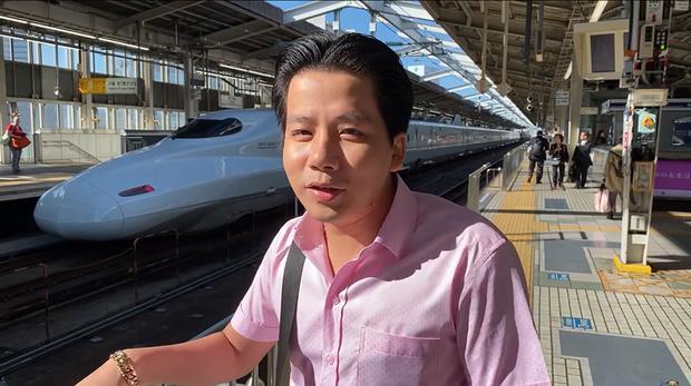 Khoa Pug tung vlog mới ở Hiroshima, gặp đồng hương nhưng lần này không dám quay vì sợ dính phốt lần 2 - Ảnh 1.