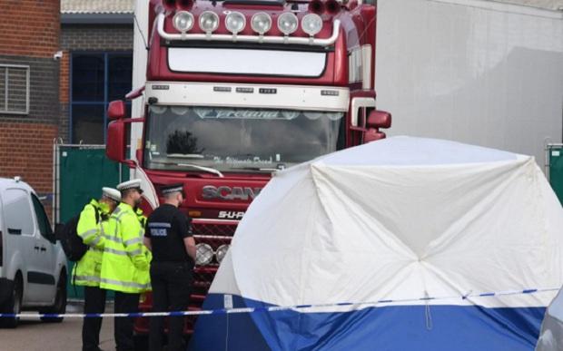 Bộ Công an công bố danh tính 39 nạn nhân thiệt mạng trong container tại Anh - Ảnh 1.