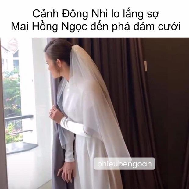 Cô dâu của Ông Cao Thắng là Đông Nhi, nhưng cẩn thận kẻo bị Mai Hồng Ngọc cướp rể ngay trong ngày cưới đấy nhé! - Ảnh 2.