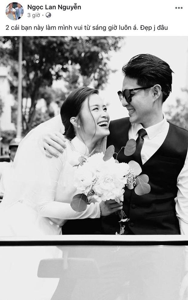 Dàn sao Việt xúc động trước khoảnh khắc Đông Nhi và Ông Cao Thắng về chung một nhà sau 1 thập kỷ yêu - Ảnh 5.