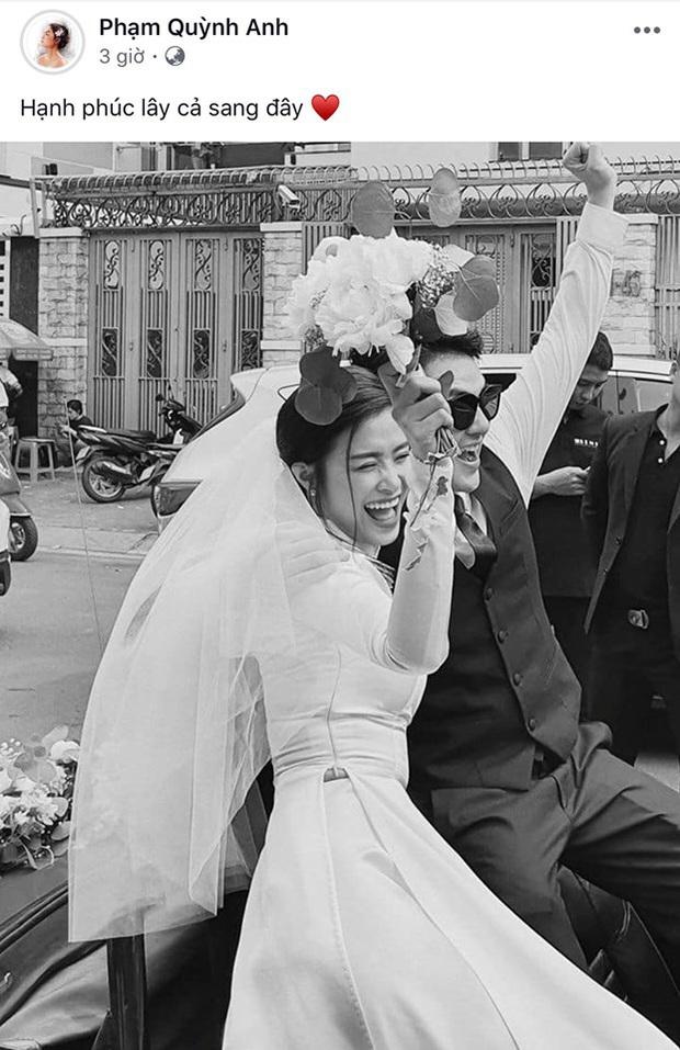 Dàn sao Việt xúc động trước khoảnh khắc Đông Nhi và Ông Cao Thắng về chung một nhà sau 1 thập kỷ yêu - Ảnh 3.