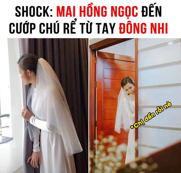 Cô dâu của Ông Cao Thắng là Đông Nhi, nhưng cẩn thận kẻo bị Mai Hồng Ngọc cướp rể ngay trong ngày cưới đấy nhé! - Ảnh 3.