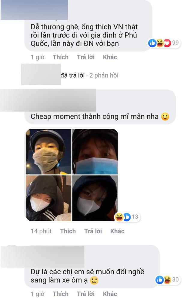 Nam idol nhóm WINNER bất ngờ có mặt ở Đà Nẵng, lại còn đeo khẩu trang đi xe máy vi vu cùng cậu bạn thân mới ngầu chứ! - Ảnh 4.