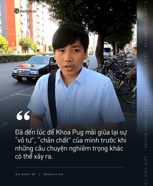 Từ lời giải thích gây tranh cãi của Khoa Pug: Đã làm nghề review thì nên am hiểu văn hóa nơi mình đến, đó là yêu cầu tối thiểu của công việc! - Ảnh 12.