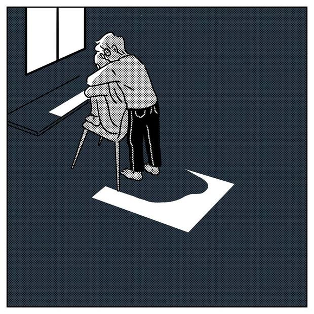 Rồi một ngày người ấy xuất hiện: Bộ tranh khiến bạn nhận ra mình đã cô đơn quá lâu, mở lòng yêu ai đó đi thôi! - Ảnh 7.