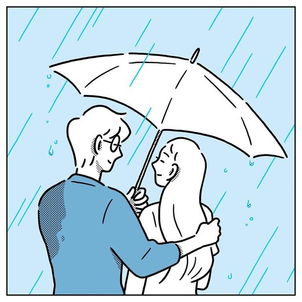 Rồi một ngày người ấy xuất hiện: Bộ tranh khiến bạn nhận ra mình đã cô đơn quá lâu, mở lòng yêu ai đó đi thôi! - Ảnh 11.
