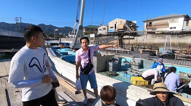 Khoa Pug tung vlog mới ở Hiroshima, gặp đồng hương nhưng lần này không dám quay vì sợ dính phốt lần 2 - Ảnh 7.