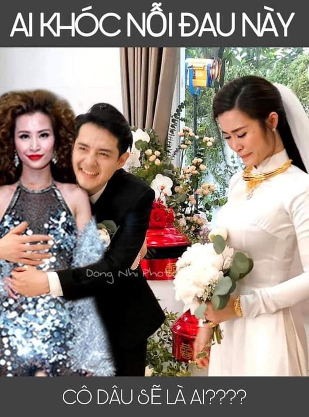 Đông Nhi lo sợ Mai Hồng Ngọc đến phá đám cưới: Bức ảnh viral nhất trên MXH hôm nay, nghe sai sai mà lại hợp lý bất ngờ! - Ảnh 3.