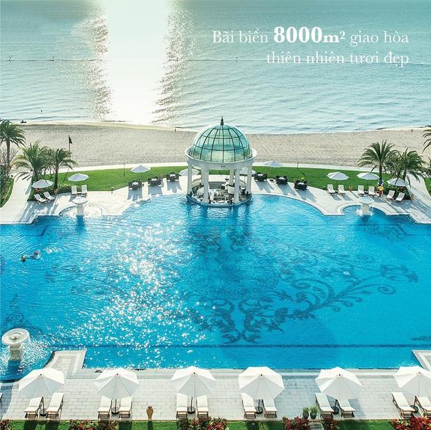 Lộ diện villa tân hôn của Đông Nhi - Ông Cao Thắng: Căn sang nhất 21triệu/đêm, view biển, 4 phòng ngủ! - Ảnh 5.