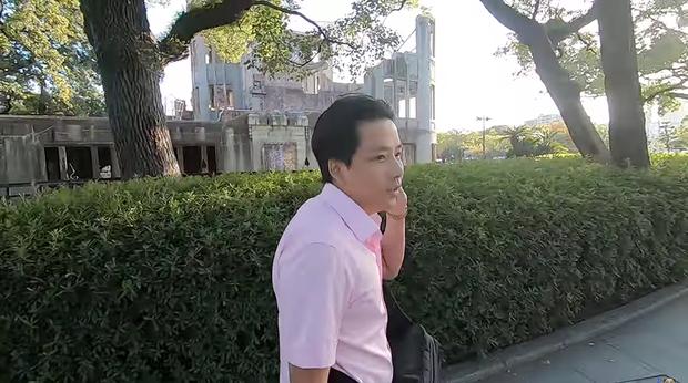 Khoa Pug tung vlog mới ở Hiroshima, gặp đồng hương nhưng lần này không dám quay vì sợ dính phốt lần 2 - Ảnh 9.