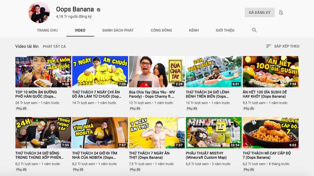 """Cuộc chiến đọ view giữa các kênh du lịch - ẩm thực hot nhất hiện nay: Khoa Pug, Bà Tân cũng phải """"chào thua"""" trước YouTuber này! - Ảnh 16."""