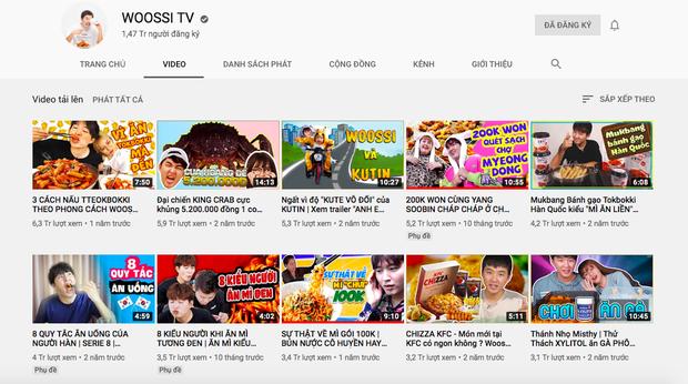 """Cuộc chiến đọ view giữa các kênh du lịch - ẩm thực hot nhất hiện nay: Khoa Pug, Bà Tân cũng phải """"chào thua"""" trước YouTuber này! - Ảnh 6."""