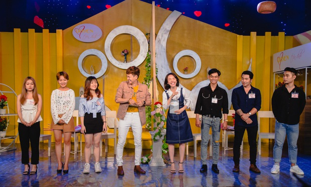 Show hẹn hò do Thu Trang - Ngô Kiến Huy cầm trịch chính thức lên sóng - Ảnh 1.