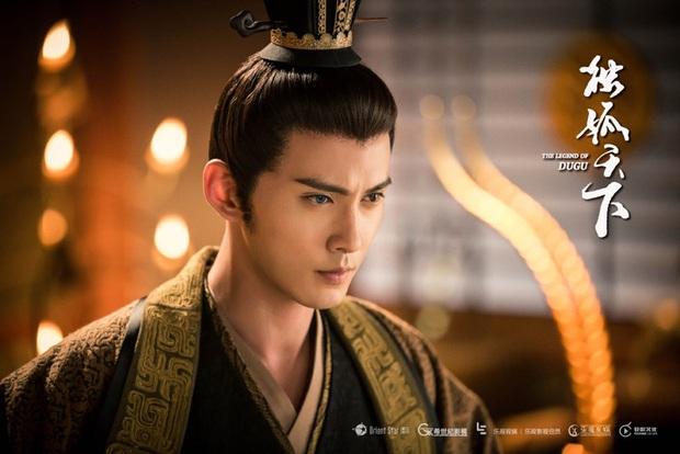"""6 phản diện phim Hoa ngữ ai xem cũng thấy """"bỏ thì thương - vương thì tội"""" - Ảnh 6."""