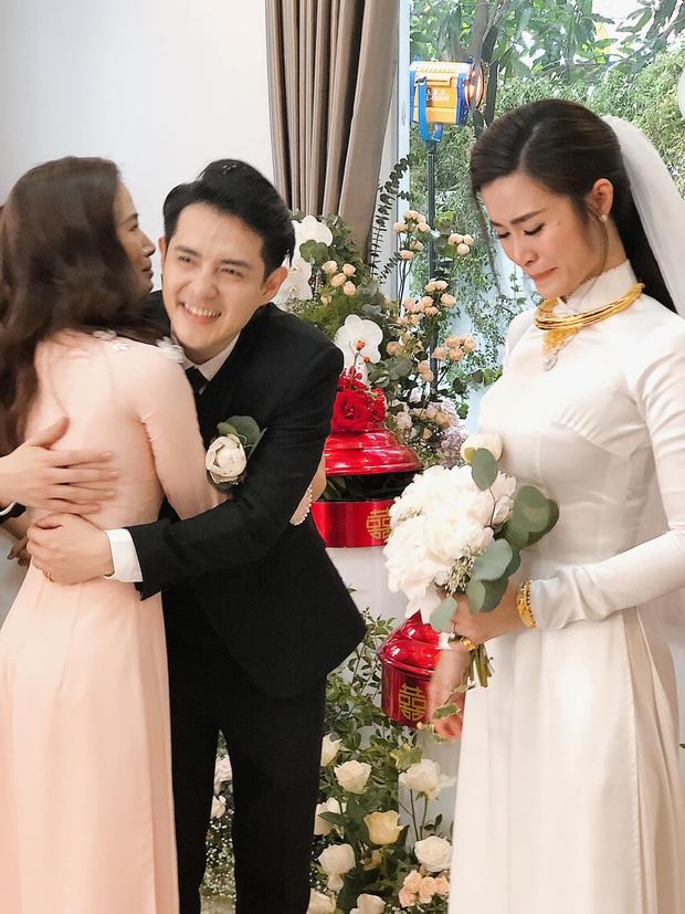 """Xúc động lời bố chú rể Ông Cao Thắng nói về Đông Nhi: Chúng tôi may mắn có được đứa con dâu tuyệt vời như hiện tại"""" - Ảnh 3."""