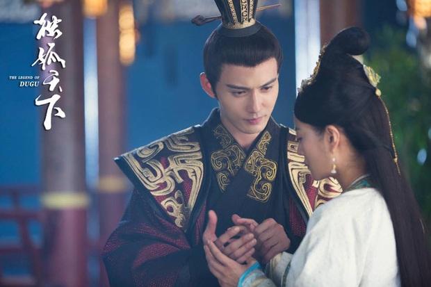 """6 phản diện phim Hoa ngữ ai xem cũng thấy """"bỏ thì thương - vương thì tội"""" - Ảnh 7."""