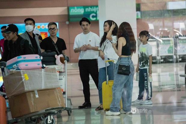 Độc quyền tại Phú Quốc: Đông Nhi - Ông Cao Thắng tay trong tay ở sân bay, chuẩn bị sẵn sàng cho lễ cưới thế kỷ - Ảnh 3.