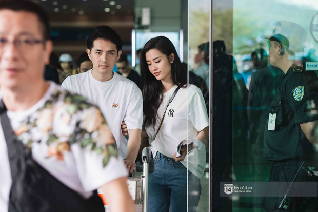 Độc quyền tại Phú Quốc: Đông Nhi - Ông Cao Thắng tay trong tay ở sân bay, chuẩn bị sẵn sàng cho lễ cưới thế kỷ - Ảnh 4.