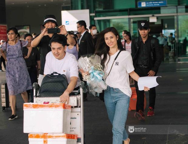 Độc quyền tại Phú Quốc: Đông Nhi - Ông Cao Thắng tay trong tay ở sân bay, chuẩn bị sẵn sàng cho lễ cưới thế kỷ - Ảnh 6.