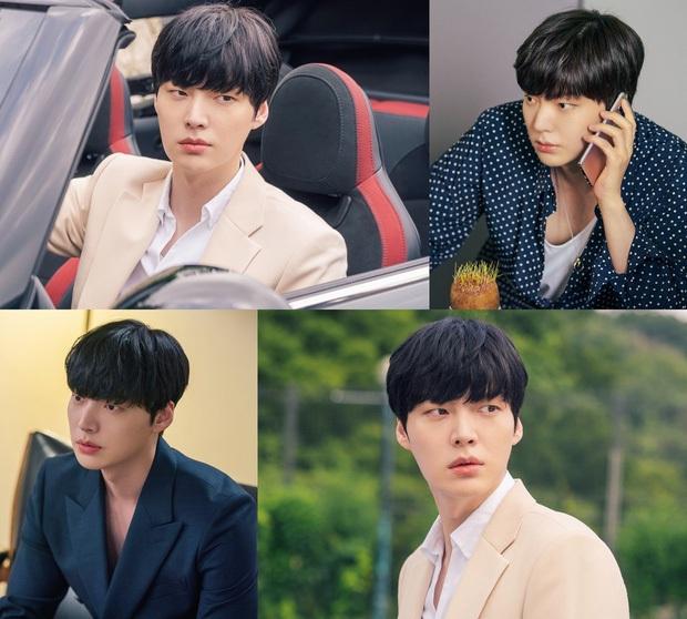 Hết hồn Ahn Jae Hyun tô son hồng, chu môi thả thính Oh Yeon Seo ở teaser phim mới Love With Flaws - Ảnh 6.