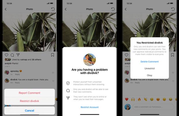 Cay cú ra sao cũng đừng khẩu nghiệp trên Instagram: Bình luận xấu nay sẽ bị chặn trước cả khi được đăng - Ảnh 3.
