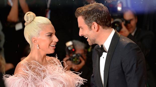 Lady Gaga thú thật chuyện hẹn hò với Bradley Cooper là chiêu trò: Tụi mị chỉ đóng phim tình cảm thôi! - Ảnh 3.