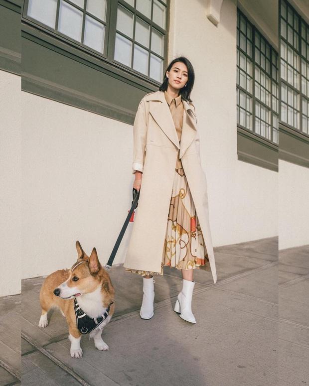 Công thức váy + boots đã thuộc hàng kinh điển, bạn không nên lơ là 3 cách diện chuẩn xinh và tôn dáng sau - Ảnh 1.
