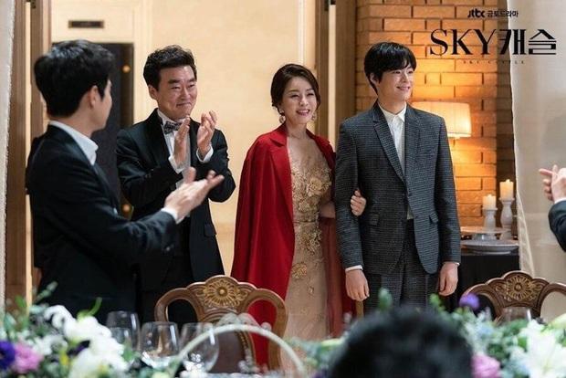SKY Castle đè bẹp loạt bom tấn ở cuộc khảo sát phim Hàn hay nhất 2019, Bản Chất Lãng Mạn hạng cao bất ngờ - Ảnh 1.