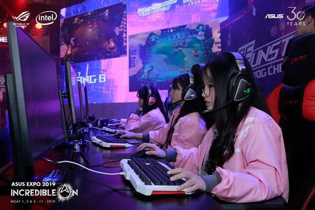 Từ game thủ cho đến những nhà sáng tạo, ai nấy đều hài lòng trọn vẹn với ASUS Expo 2019 - Ảnh 5.