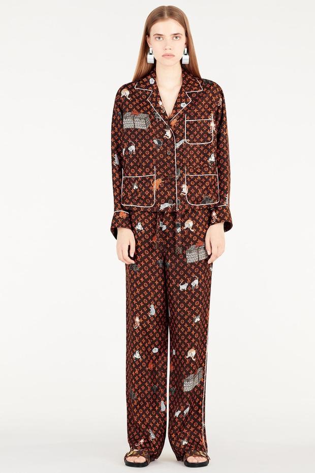 Trước ngày làm cô dâu đại gia, Bảo Thy nhử fan bằng bộ pijama 130 triệu và đụng hàng cả loạt người đẹp - Ảnh 6.