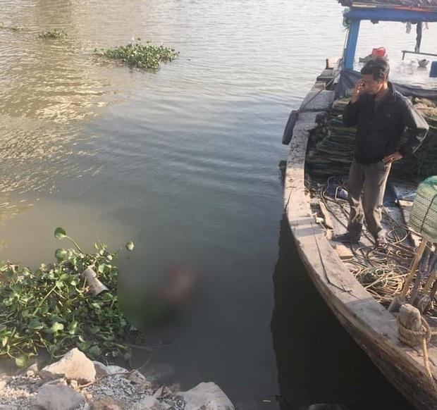 Tìm thấy thi thể người mẹ ôm 2 con nhảy cầu tự tử ở Hải Phòng - Ảnh 2.
